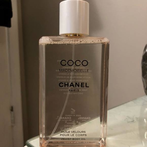 CHANEL Other - New Chanel Coco Mademoiselle Velvet Body Oil ba2b2a6ac7c3